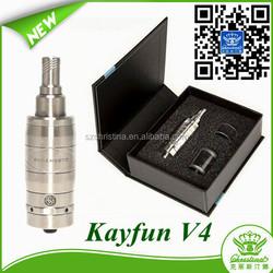 2015 kayfun v4 atomizer 1:1 clone kayfun v4 rebuildable atomizer, kayfun rda with top quality