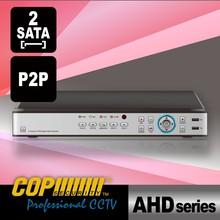 4 CH H.264 AHD DVR