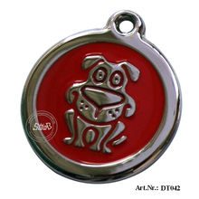 pet smart and funny dog tag