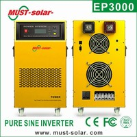 Low frequency 12v sine wave inverter 2000w , battery charger inverter