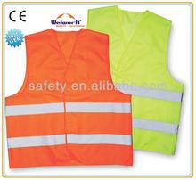 Hot cheap CE EN 471 approved safety vest