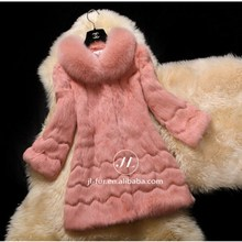 Hot Sale Fashion Women Jacket,Rex Rabbit Fur Fox Fur Sex Animal Women Coats