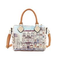 2014 new authentic handbag 2014 new authentic handbag crocodile grain qiu dong first layer leather shoulder aslant female bag