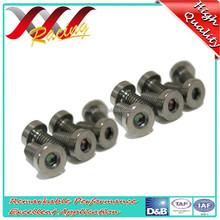 [Taiwan] NO-8 M5*P0.8*10L screws and fasteners manufacturer in taiwan titanium bottle cage torx screw