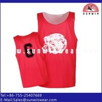 Red basketball jersey dress custom made for women