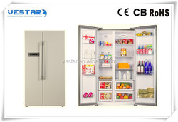 2015 vestar inner liner for refrigerator side by side refrigerator