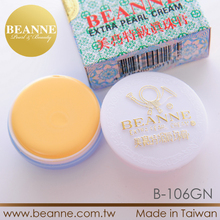 4B106GN Natural Ingredient Taiwan Pearl Powder Cream For Face Skin