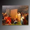 de alta calidad pintura del arte clásico sexy mujer desnuda la pintura sobre lienzo