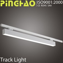 ce rohs approved india price global wholesale cheap commercial 20w 30w cob led track lighting housing 30w 40w 50w