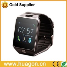 waterproof bluetooth V8 watch Support dial or receive call via Bluetooth compatible with IOS and android