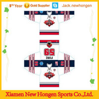American teens ice hockey jersey/ice hockey uniform/ice hockey wear