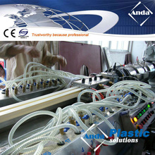 Trunking cable de pvc de extrusión