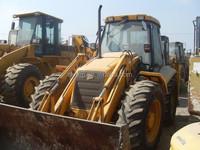 3CX Used Backhoe Excavator 4CX Backhoe Loader