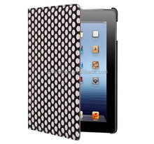 360 degree rotating leather case cover for ipad air