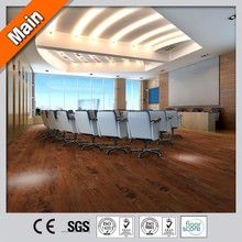 Cheap Commercial luxury LVT Plank Imitation Wood PVC Vinyl Flooring