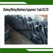Conveyor belt/Large Capacity Transport Moulded Edge Conveyor Belt