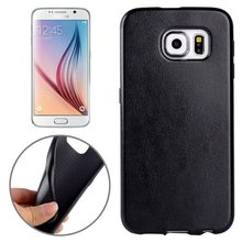 Alibaba China Superior Quality PU Leather Cover Protective Case Mobile Phone Leather Case for Samsung Galaxy S6