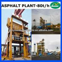 LB1000 asphalt plant good quality as parker
