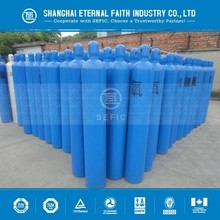 ISO9809 10L-50L SF6 Gas Cylinder Steel Welding Argon And CO2 Cylinder Seamless Steel Oxygen Cylinder