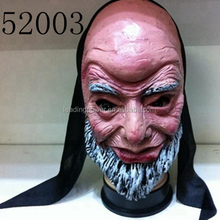 latex old man mask 52003