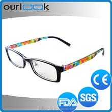 New Modle Colorful Frames Fashion Eyewear Made in Korea