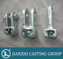 Forged Carbon Steel Ball Eye Clevis