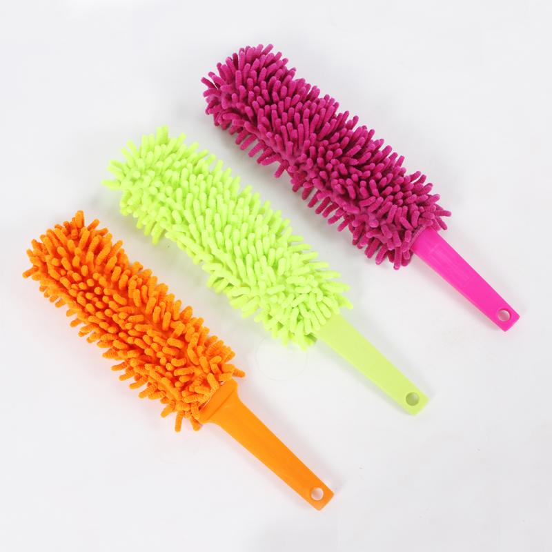 Microfibra escova De Ar para limpeza do ar condicionado
