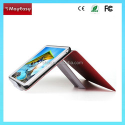 Portable 3 Coils Qi Wireless Charger Holder Wireless Charging Plate for Android Tablet for iPad 4/Ipad Air/ipad Mini