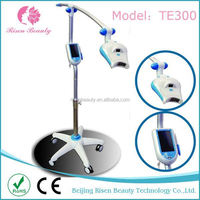 Factory Wholesale 3 colors 15pcs LED Lamp Zoom Teeth Whitening Machine
