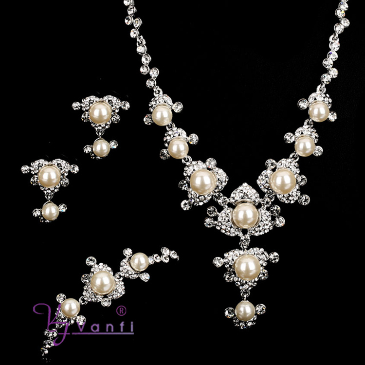 alibaba china wholesale fashion bridal wedding pearl