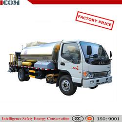 buy asphalt distributor car from china