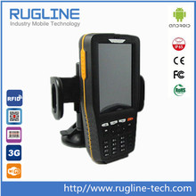 4 inch touch screen android 1m middle range rfid reader