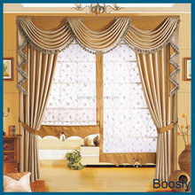 2014 New design Polyester Curtain