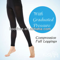 Medical Women/Mens Adult Custom Nylon Lycra Compression Leggings