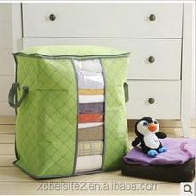 2203 hot multifunctional large capacity colorful woven storage bag wholesale