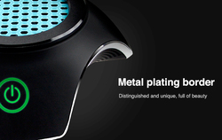 BMN168 high quality intelligent air purifier with aroma scent eliminate odor and particles