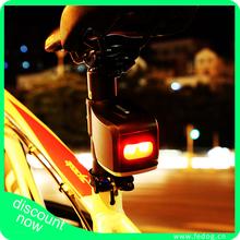 Security Service Black Color Mini Moto gp Bicycle Alarm
