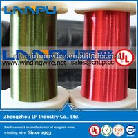 Polyester-imide enamelled copper magnet wire diameter