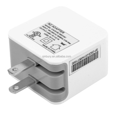 DC 5V 3.1A mobile accessories folding usb wall charger