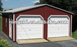 Prefab container garage/prefab garage workshop
