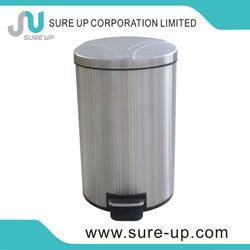 Manufacturer china housewares 50l hygiene no touch garbage bin household tool(DSUA)