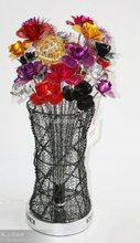 Hand Made Flower Art Decoration Lighting as Christmas Decoration in Modern Design-LRF003
