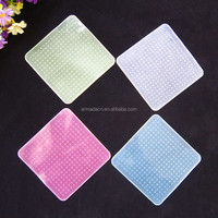 20x20cm Soft Flexible Silicone stretch film to keep food and fruit fresh