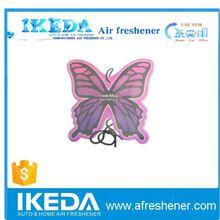 long lasting lavender paper card car air