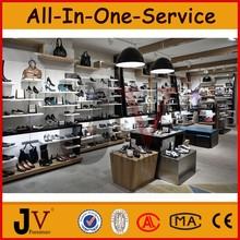 Nomes calçados lojas de sapato equipamento da loja com display rack