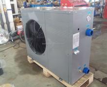 Hot Sale Pool Heat Pump, 15KW horizontal unit, Titanium Heater Exchanger,, high COP
