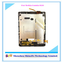 Oem new lcd screen for Nokia Lumia 820 touch screen digitizer with front cover panel replacement #00805X6
