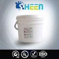 Low Coefficient Of Thermal Expansion (CTE) Epoxy Resin And Hardener Putty Resin For Ic Packaging