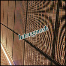 Anping metal wire mesh for wall decor