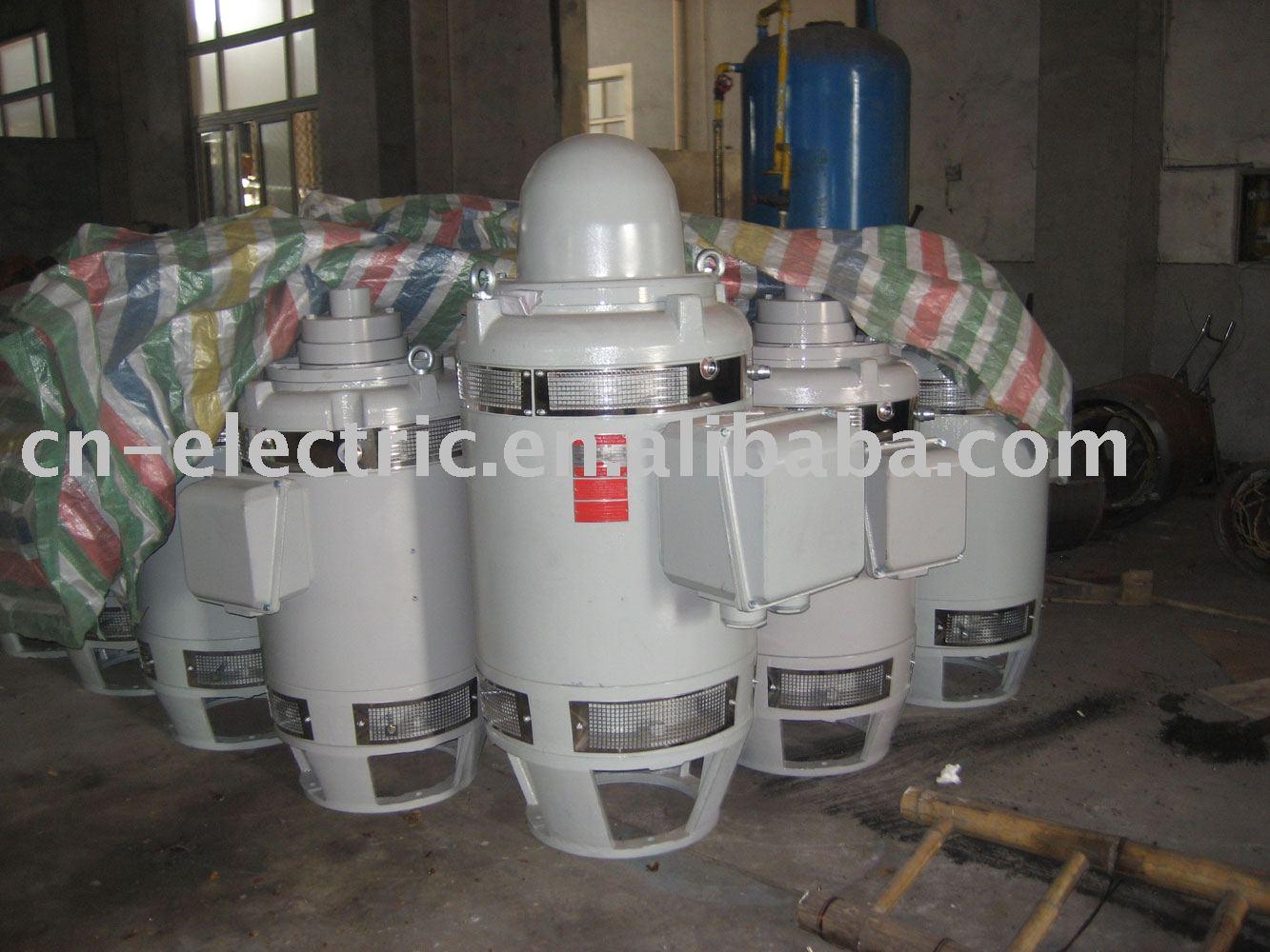 Vhs Series Vertical Hollow Shaft Motor With Iec Standard